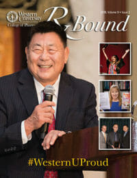 Cover of 2018 Volume 9, Issue 2 RX Bound