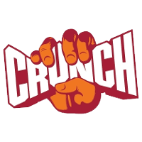 Crunch Fitness Gym Logo
