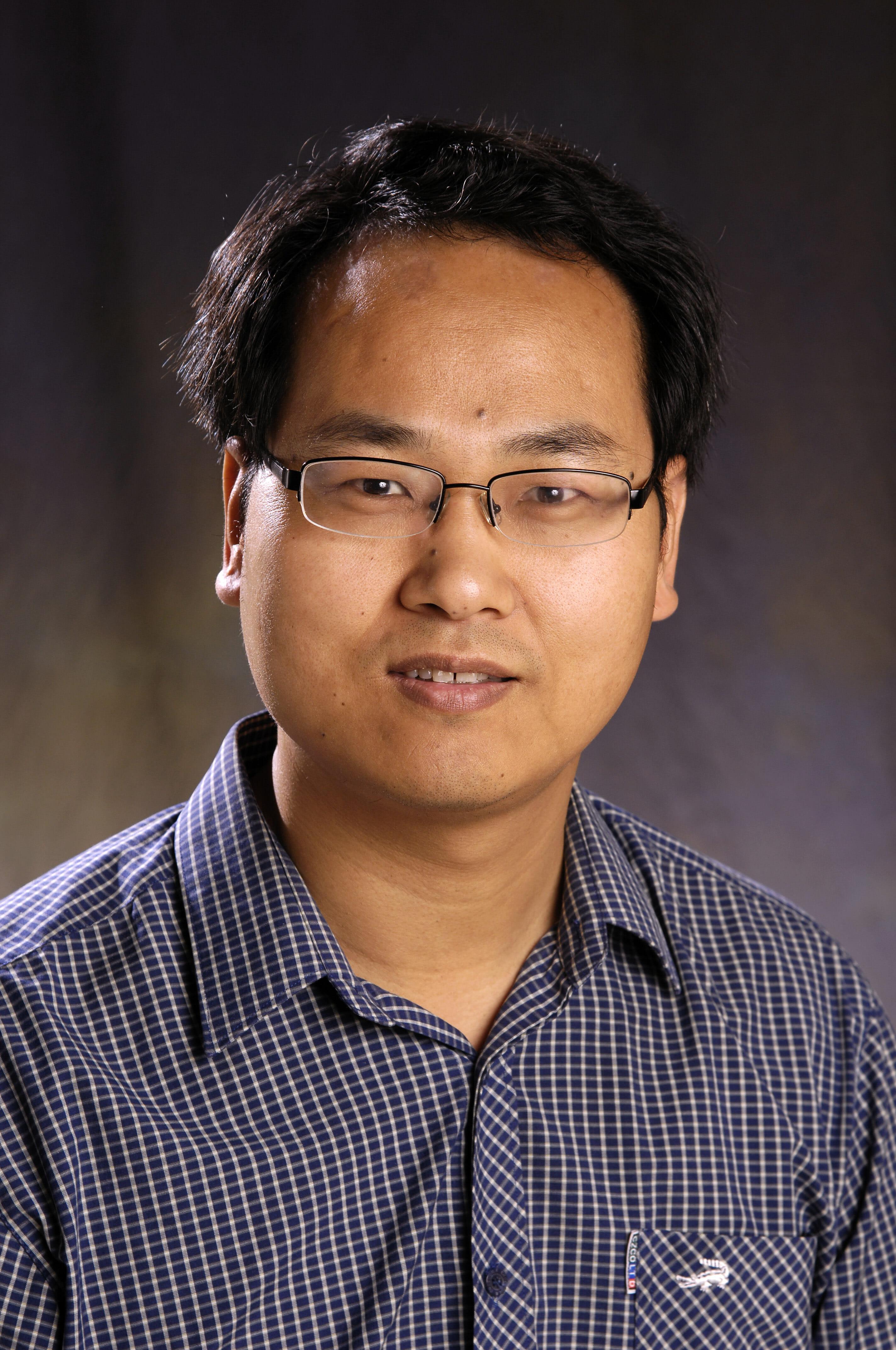 DR. JIJUN HAO