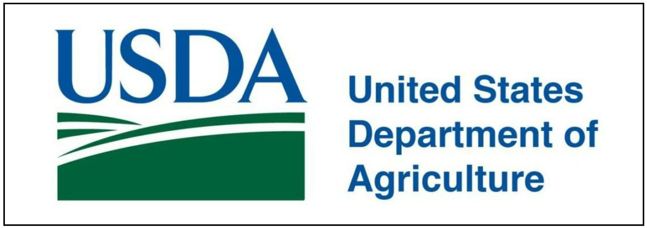 USDA Application and Sponsor Page