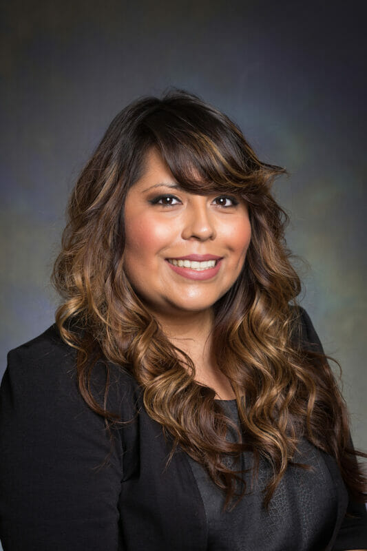 Portrait of Alexandria Escobedo, MBA