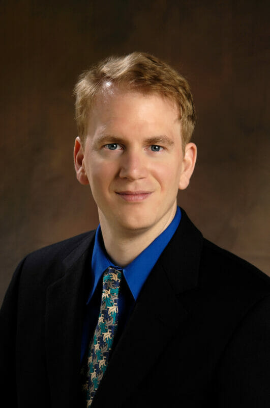 Portrait of Bradley T. Andresen, PhD, FAHA