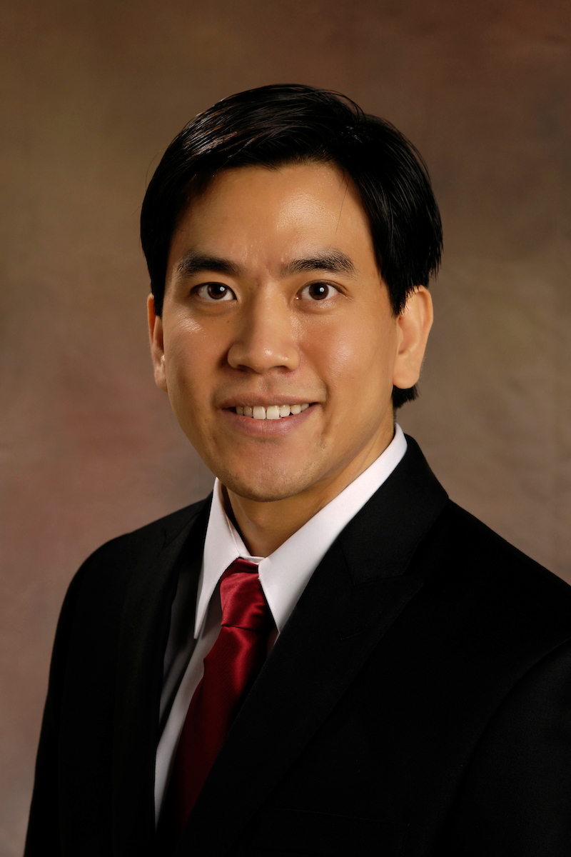 Portrait of Brian Chui, DDS