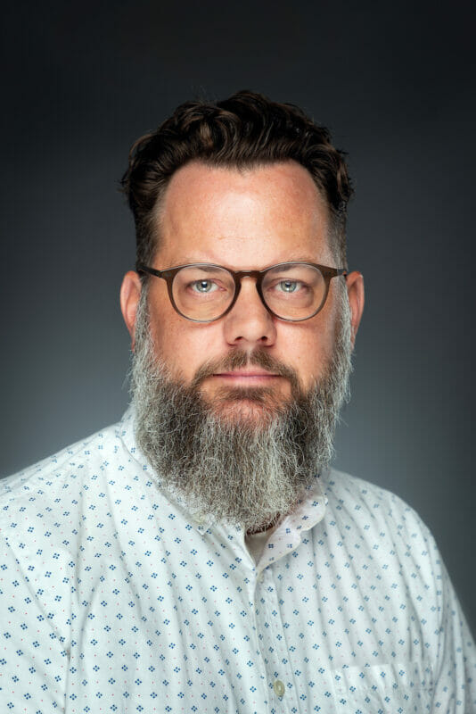 Portrait of Brian Kraatz, PhD