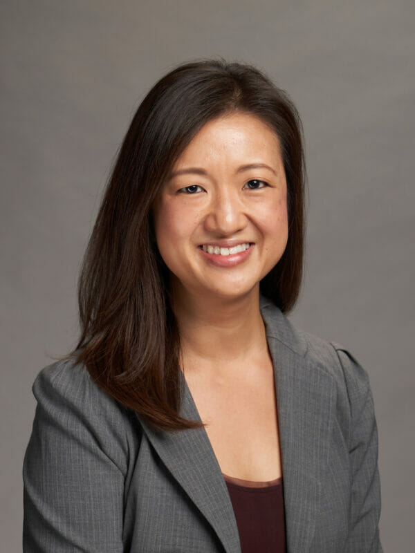 Portrait of Christine Pham, OD, FAAO