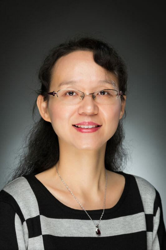 Portrait of Chen Xie, PhD
