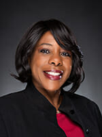 Portrait of Elaine Best, CPA, MBA