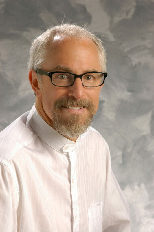 Portrait of Ed Wagner, Ph.D.