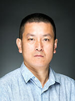 Portrait of Fanglong Dong, PhD