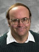 portrait of G Bales, Ph.D. - Associate Professor of Anatomy, Emeritus