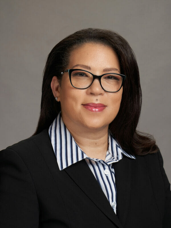 Portrait of Tiffenie Harris, OD, FAAO