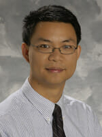Portrait of Jason (Jie) Shen, MD, PhD, FAAO