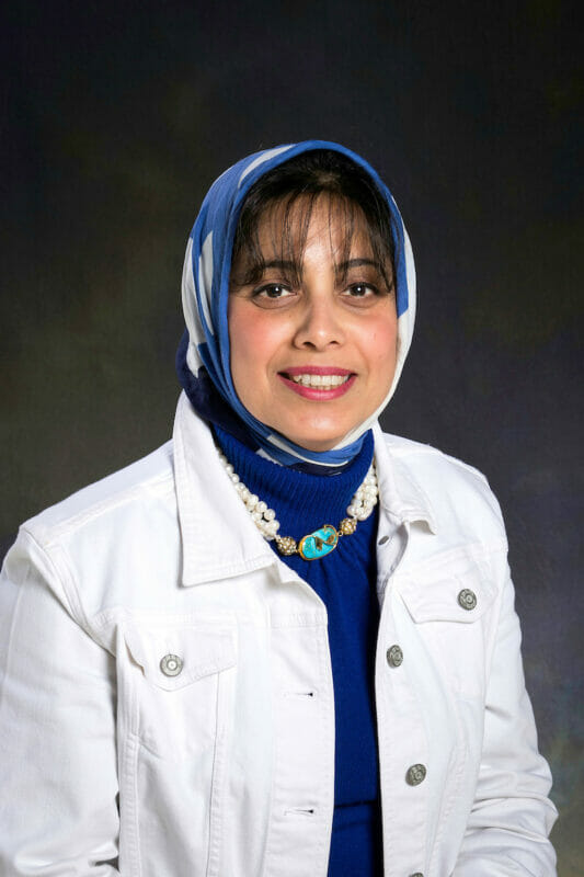 Portrait of Maryam Othman MD, MPH