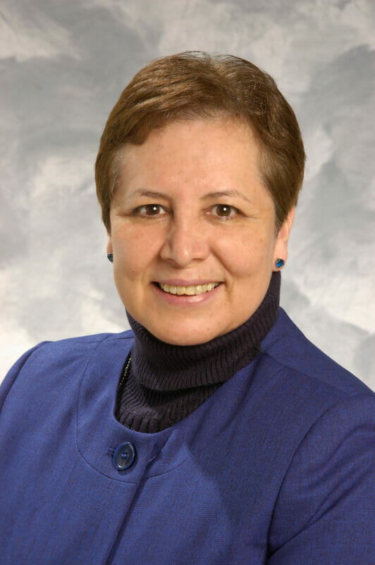 Portrait of Patricia Shakhshir, PhD, CNS, RN-BC