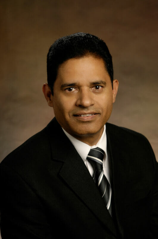Portrait of Raj P. Kandpal, PhD