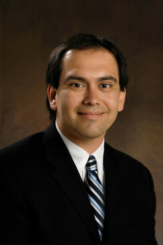 Portrait of David J. Sanchez, PhD