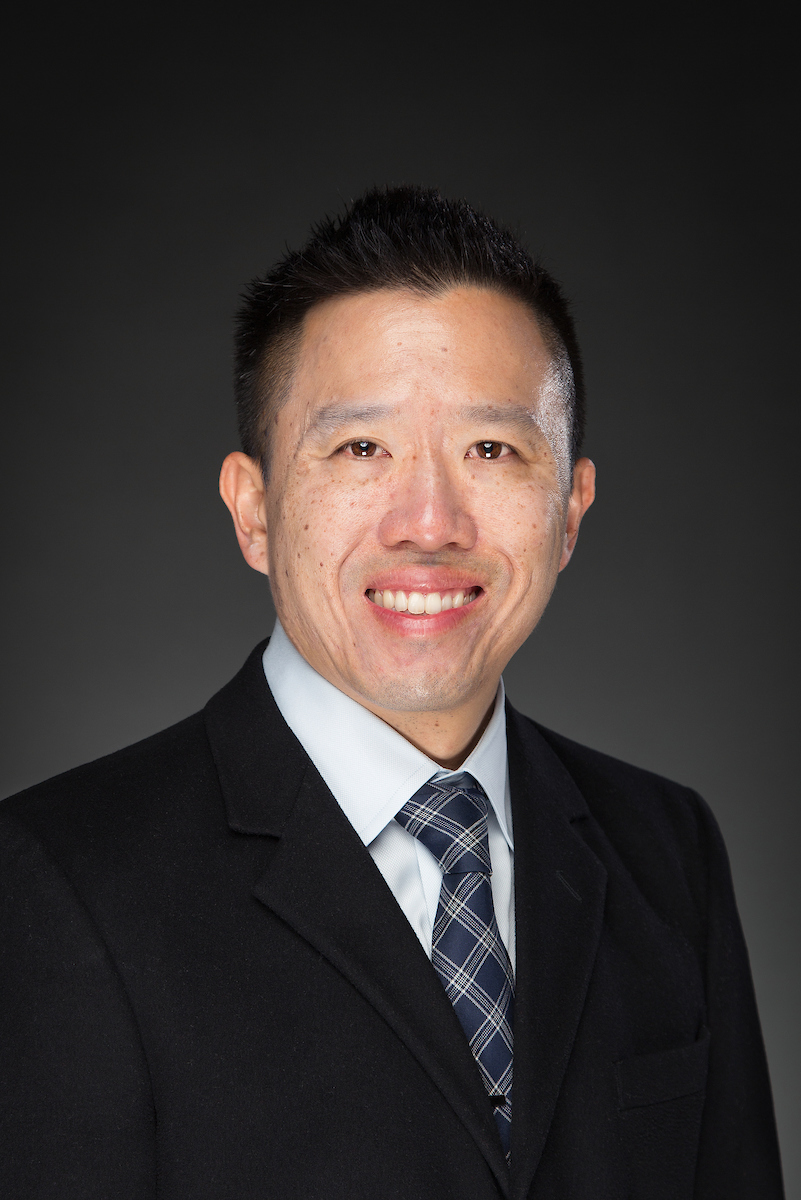 Portrait of Simon Hong, DMD, MPH