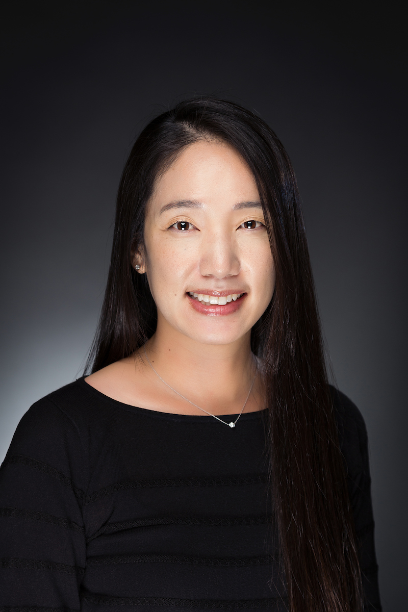 Portrait of Shirley Kang, DDS