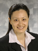 Portrait of Yawen Peng, DMD