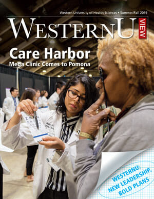 WesternU View Magazine