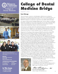 CODM Bridge Spring 2014 Issue