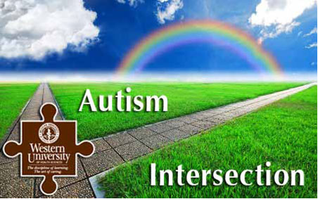 Autism Intersection flyer