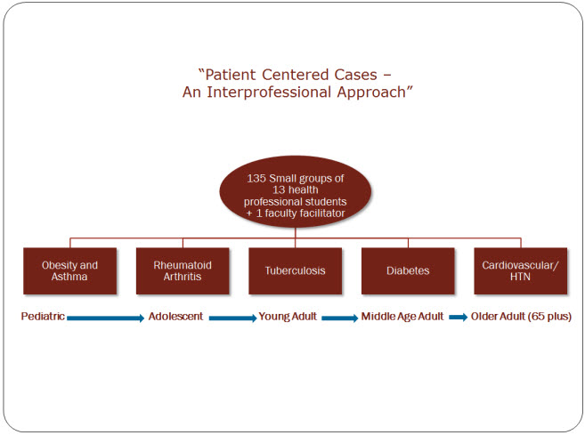 Patient Centered Cases Chart