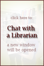 Ask A Librarian Chat icon