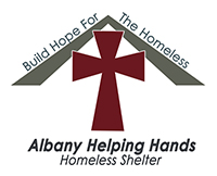 Albany Helping Hands logo