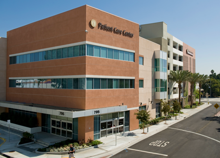 Picture of the Patient Care Center in Pomona