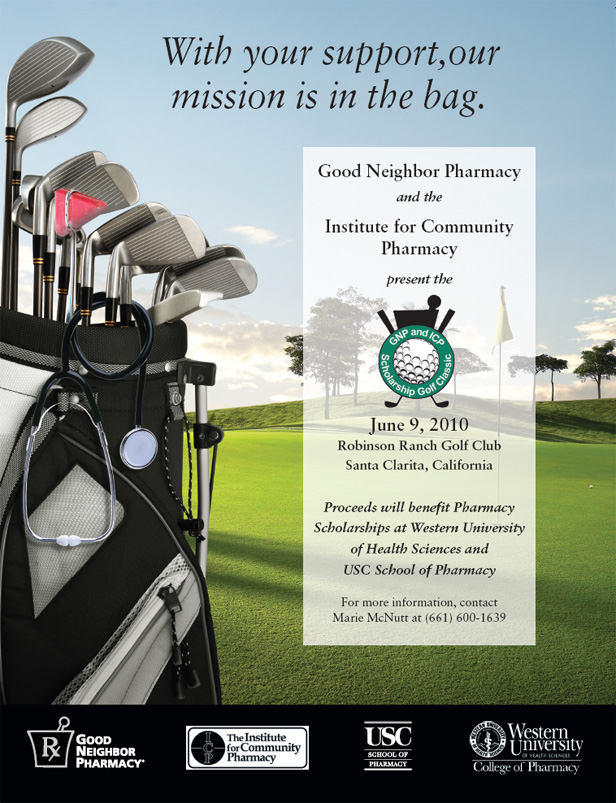 GNP-ICP Golf Classic Invitation