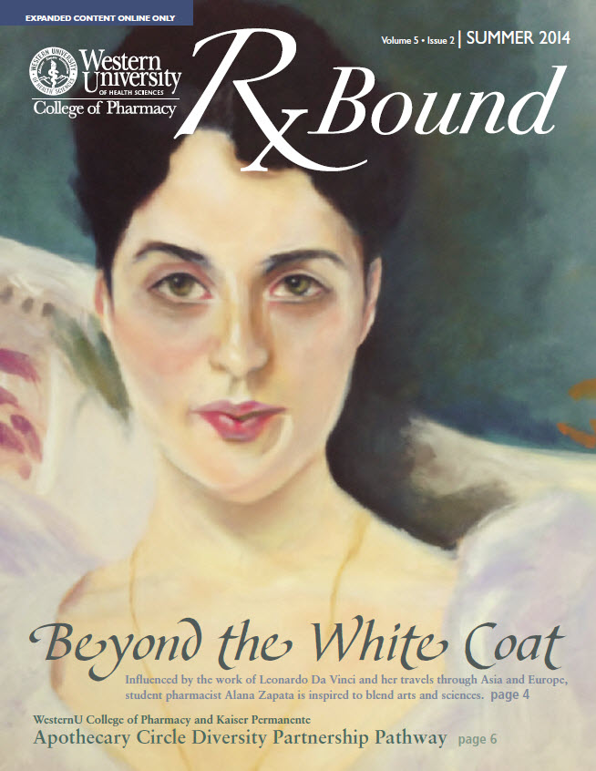 Cover of Summer 2014 RX Bound