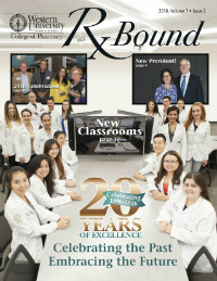 Cover of Summer 2016 RX Bound