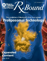 Cover of 2017 Volume 8, Issue 2 RX Bound