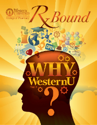 Cover of Winter 2015 RX Bound