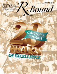 Cover of Winter 2016 RX Bound